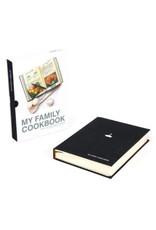Suck UK My Family Cookbook Black
