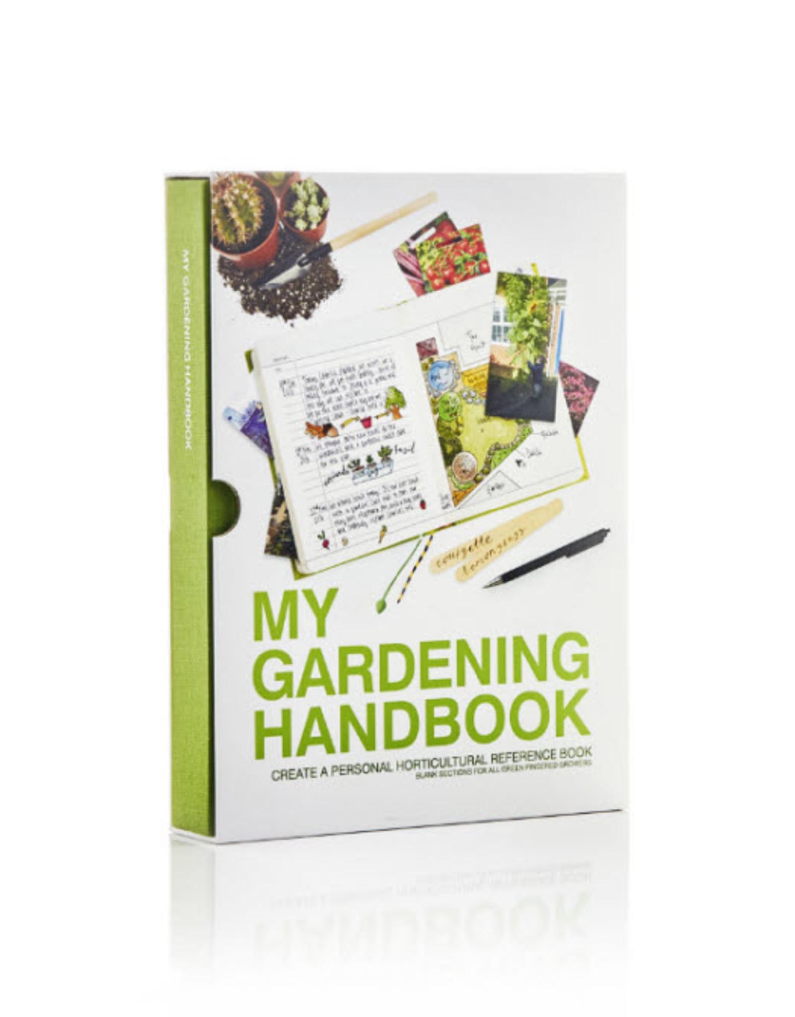 Suck UK My Gardening Handbook Green