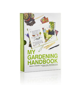 Suck UK My Gardening Handbook Green