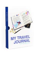Suck UK My Travel Journal Blue