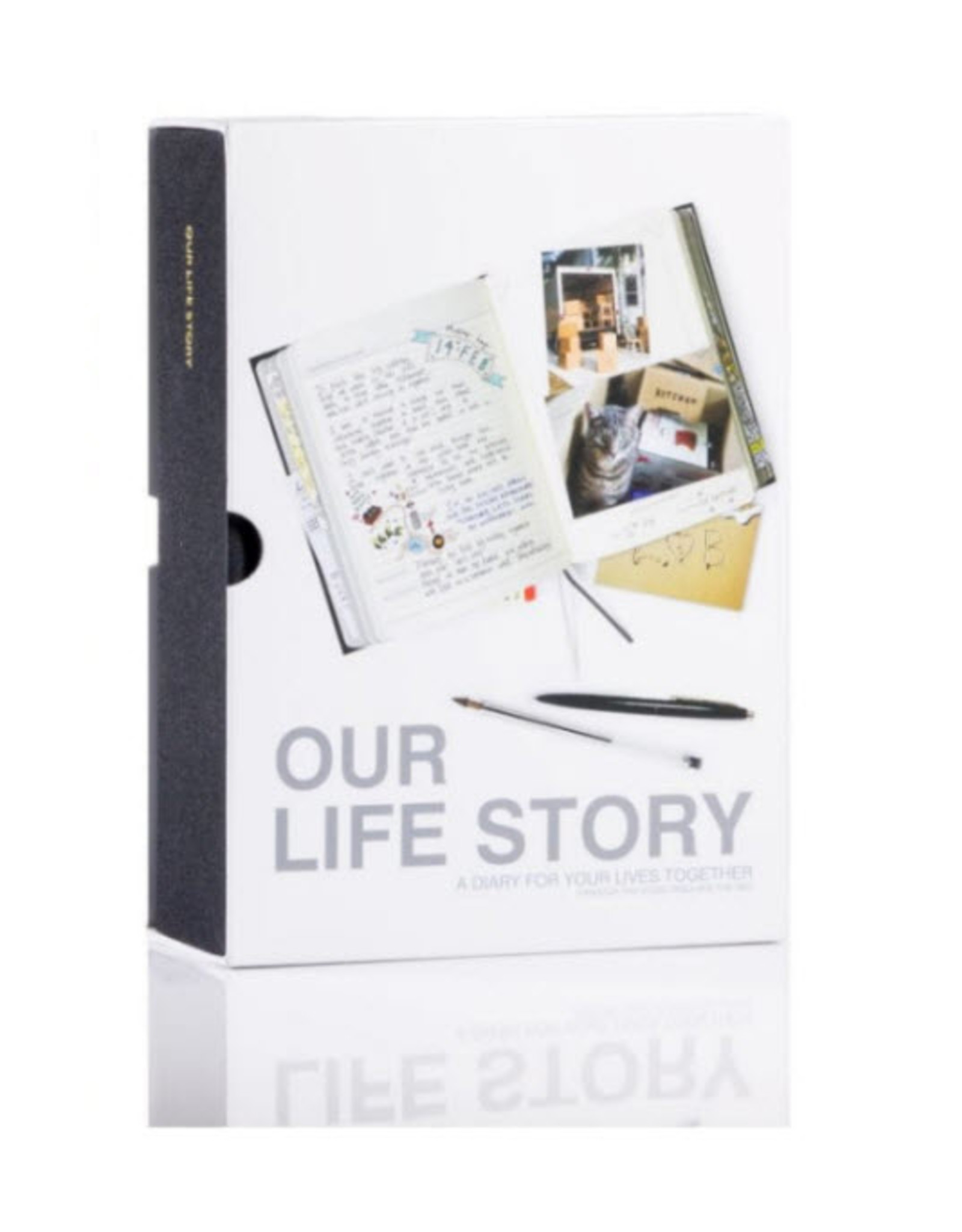 Suck UK Our Life Story Black