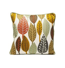 Kare Design Kussen Fall Forest Leaves 45 x 45 cm