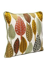 Kare Design Kussen Fall Forest Leaves 45 x 45 cm
