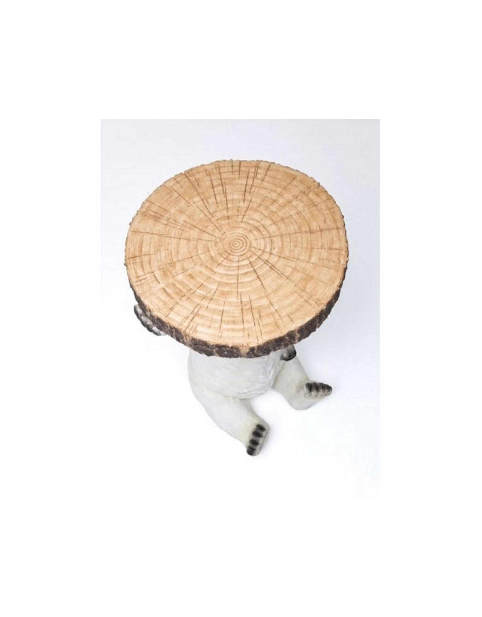 Kare Design Side Table IJsbeer