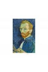 Londji Micro Puzzel Zelfportret Van Gogh