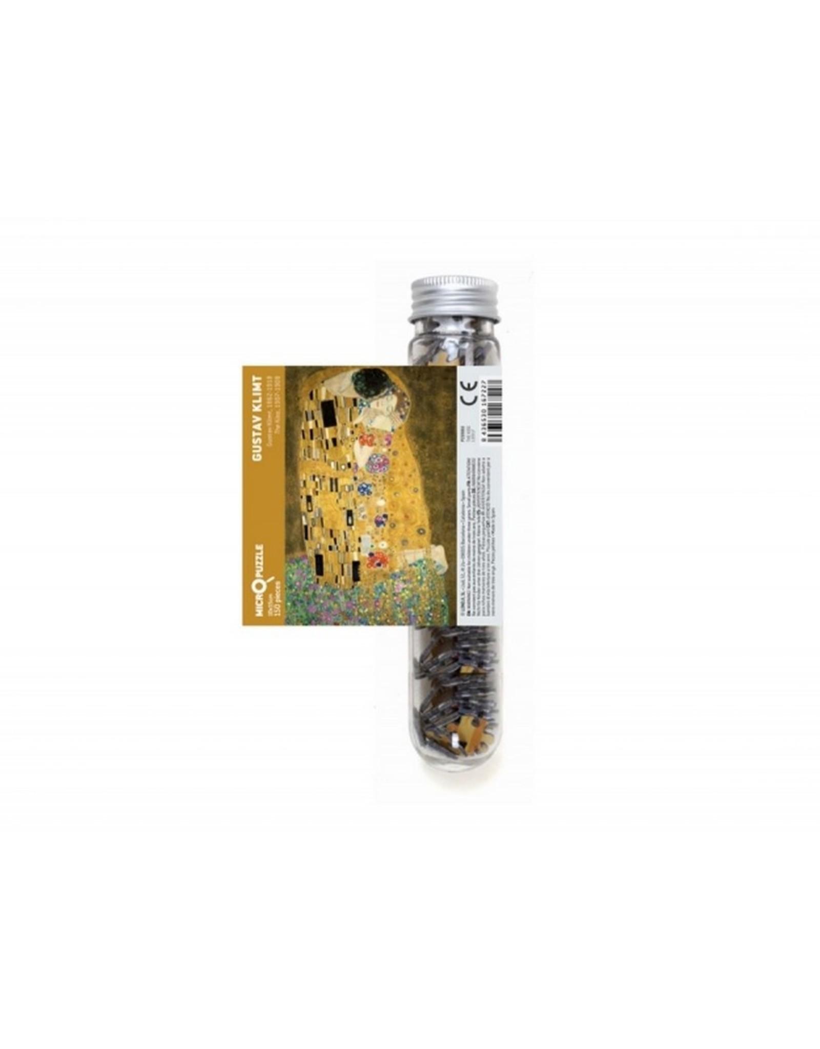 Londji Micro Puzzel The Kiss Gustav Klimt