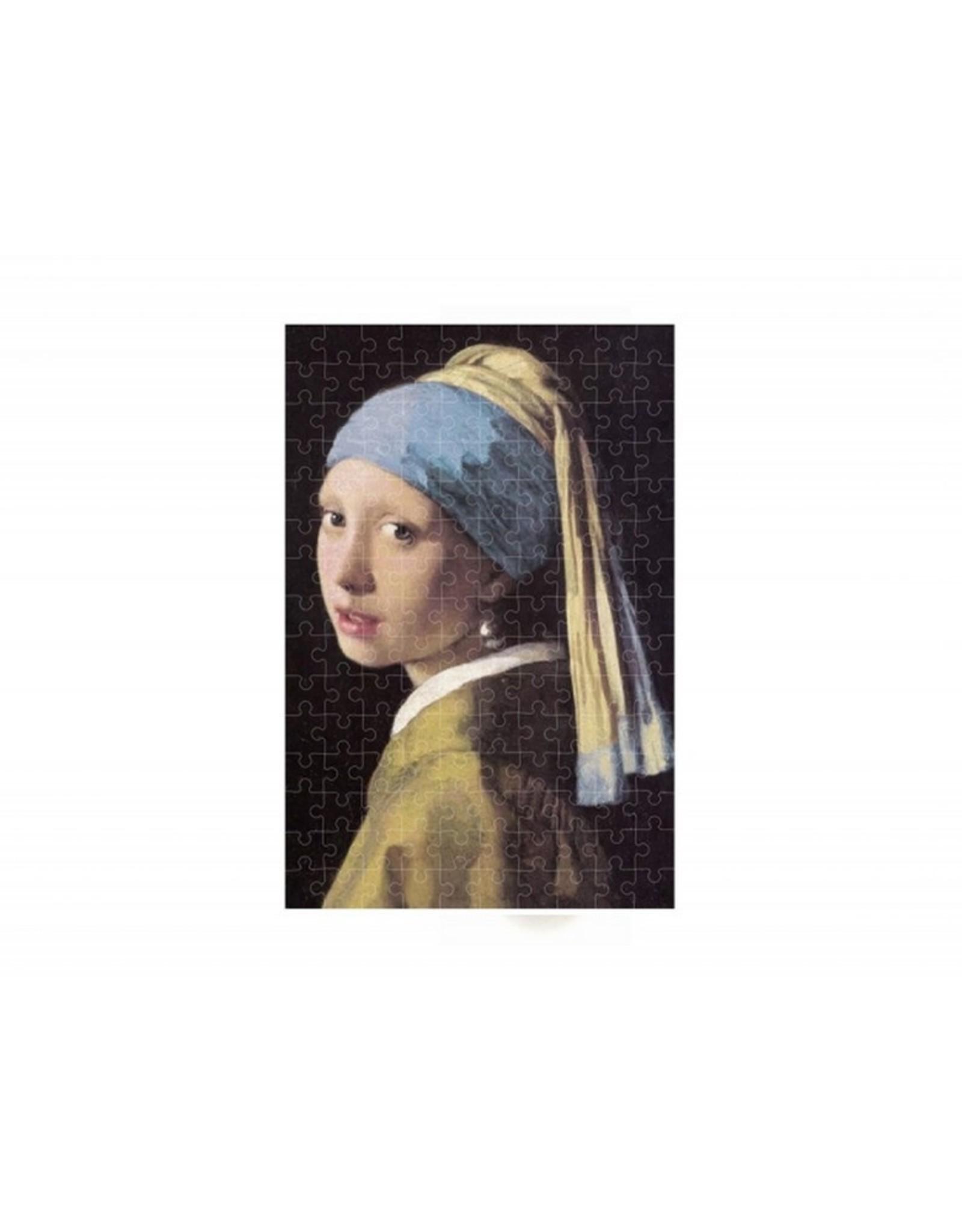 Londji Micro Puzzel Pearl Earring Johannes Vermeer