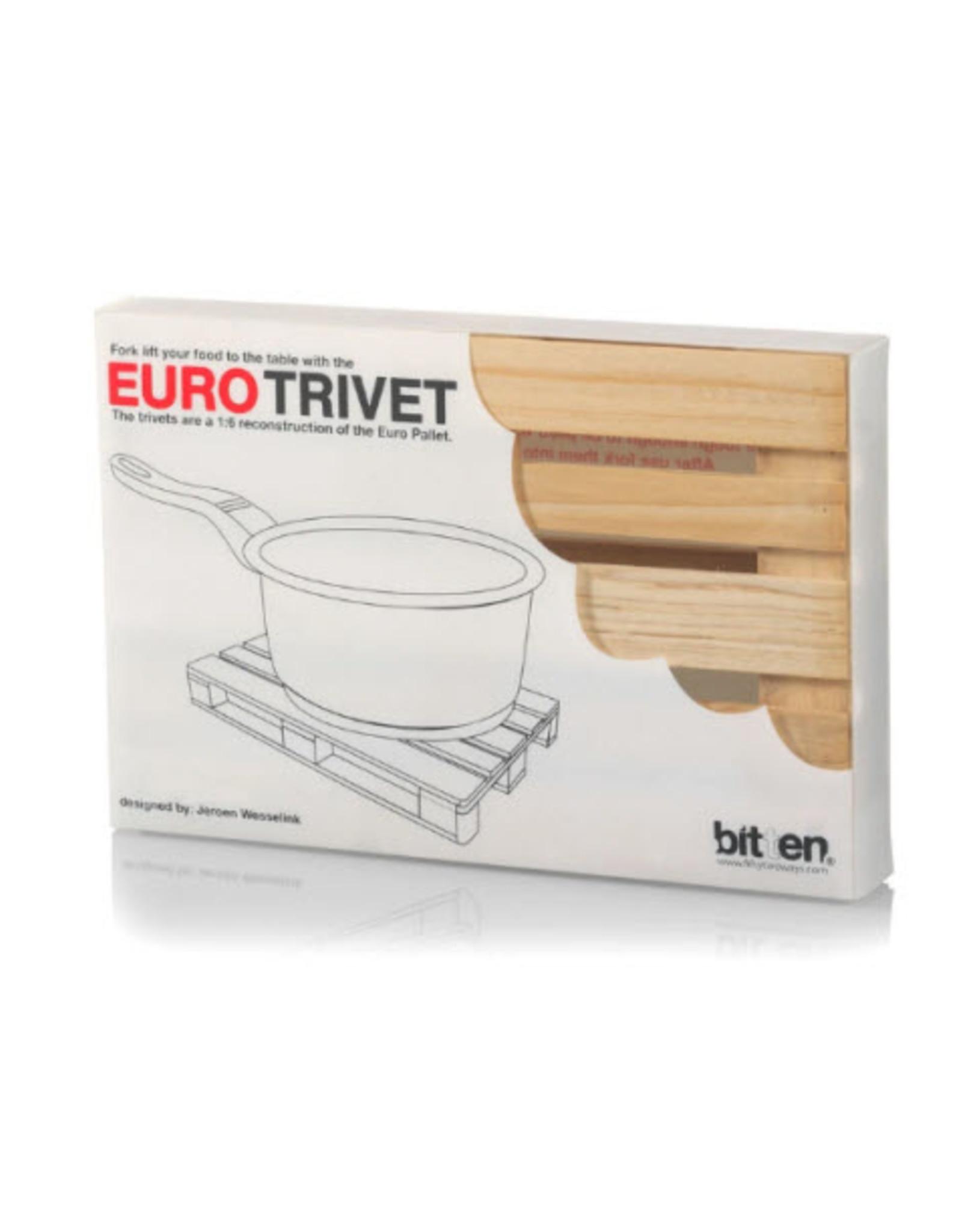 Bitten Onderzetter Euro Trivet