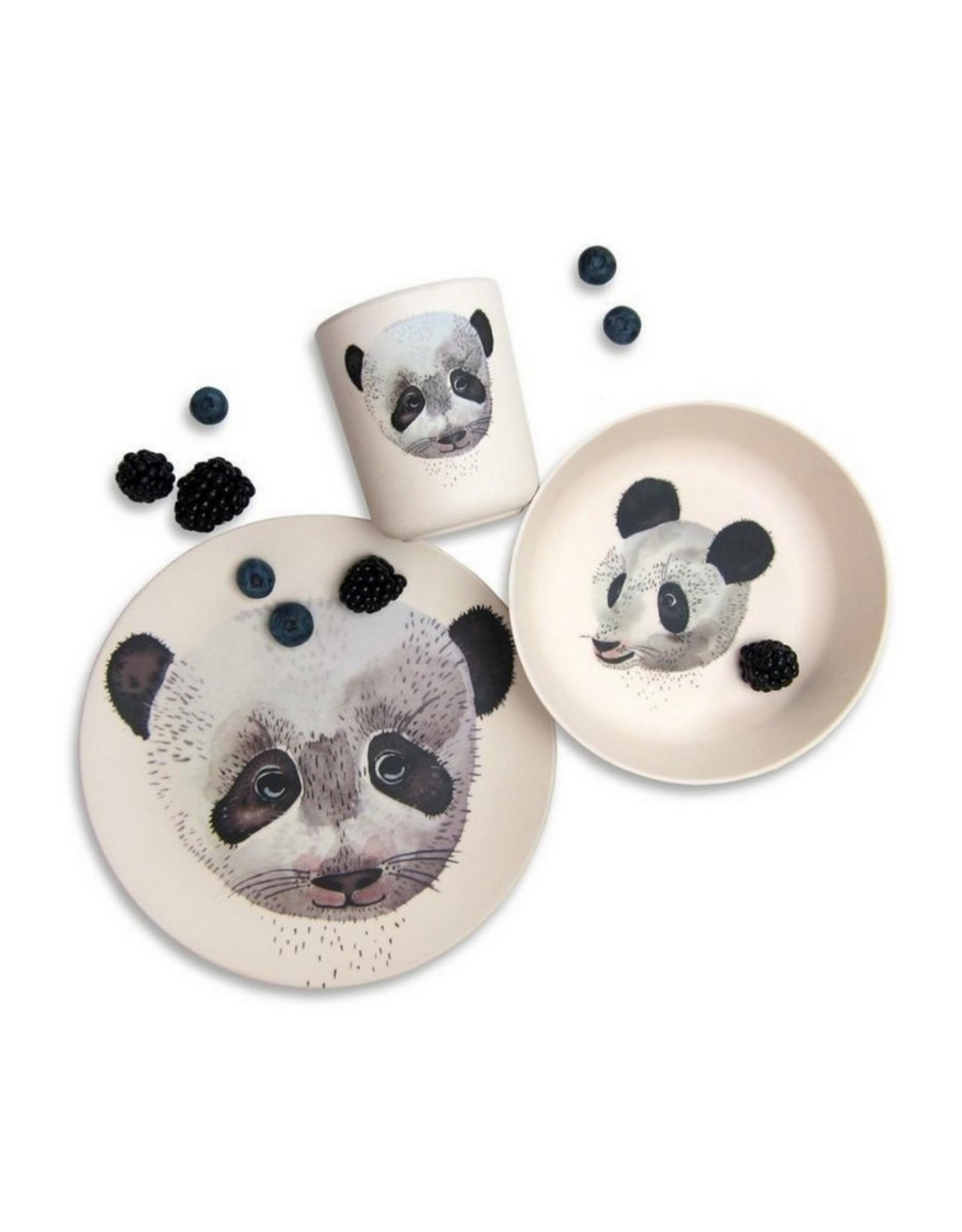 Nuukk Eetset Bamboo Panda