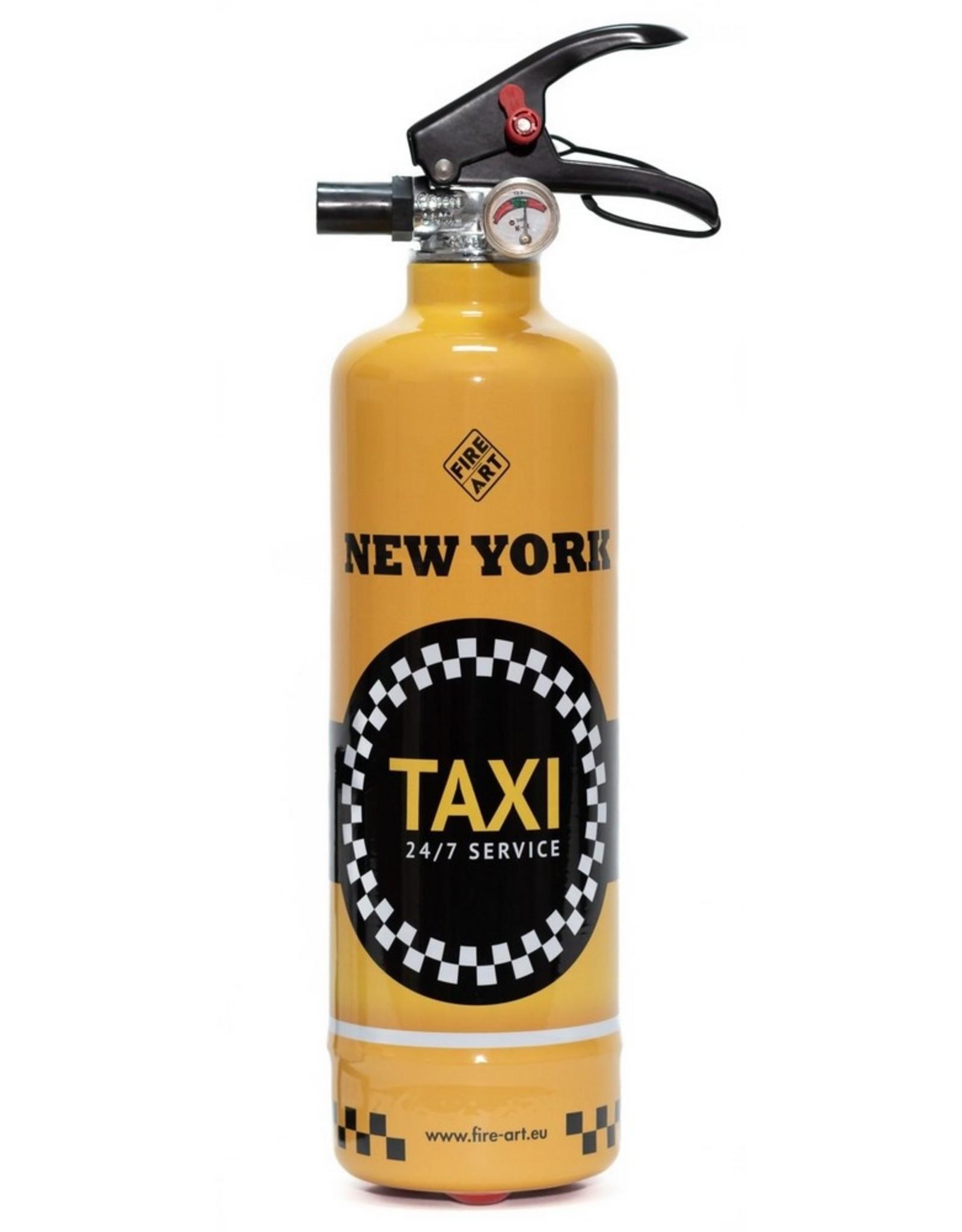 Fire Art Brandblusser Taxi