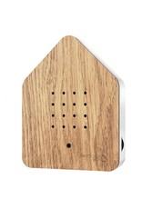 Zwitscherbox Zwitscherbox Holz Oak Wit