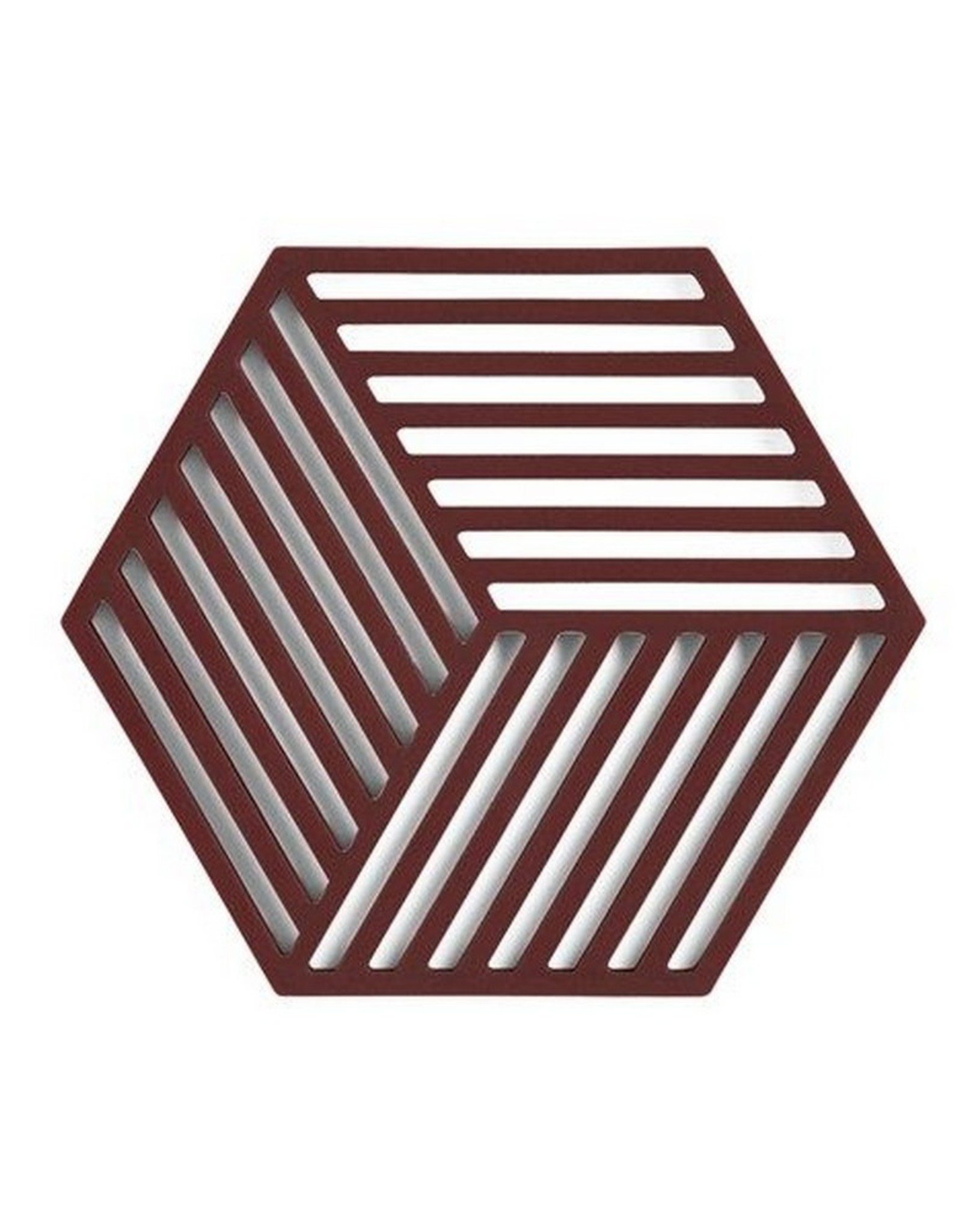 ZONE Denmark Pannenonderzetter Hexagon Raisin