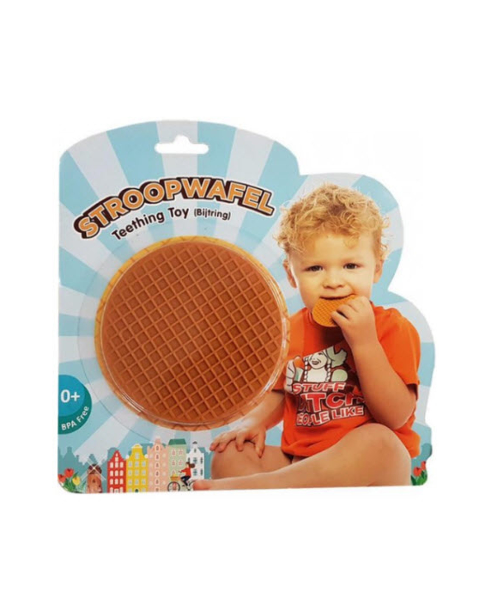 Stuff Dutch People Like Stroopwafel Bijtring