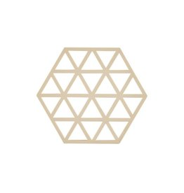 ZONE Denmark Pannenonderzetter Triangles Birch