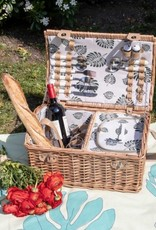Le Studio Picknick Mand Groen Blad