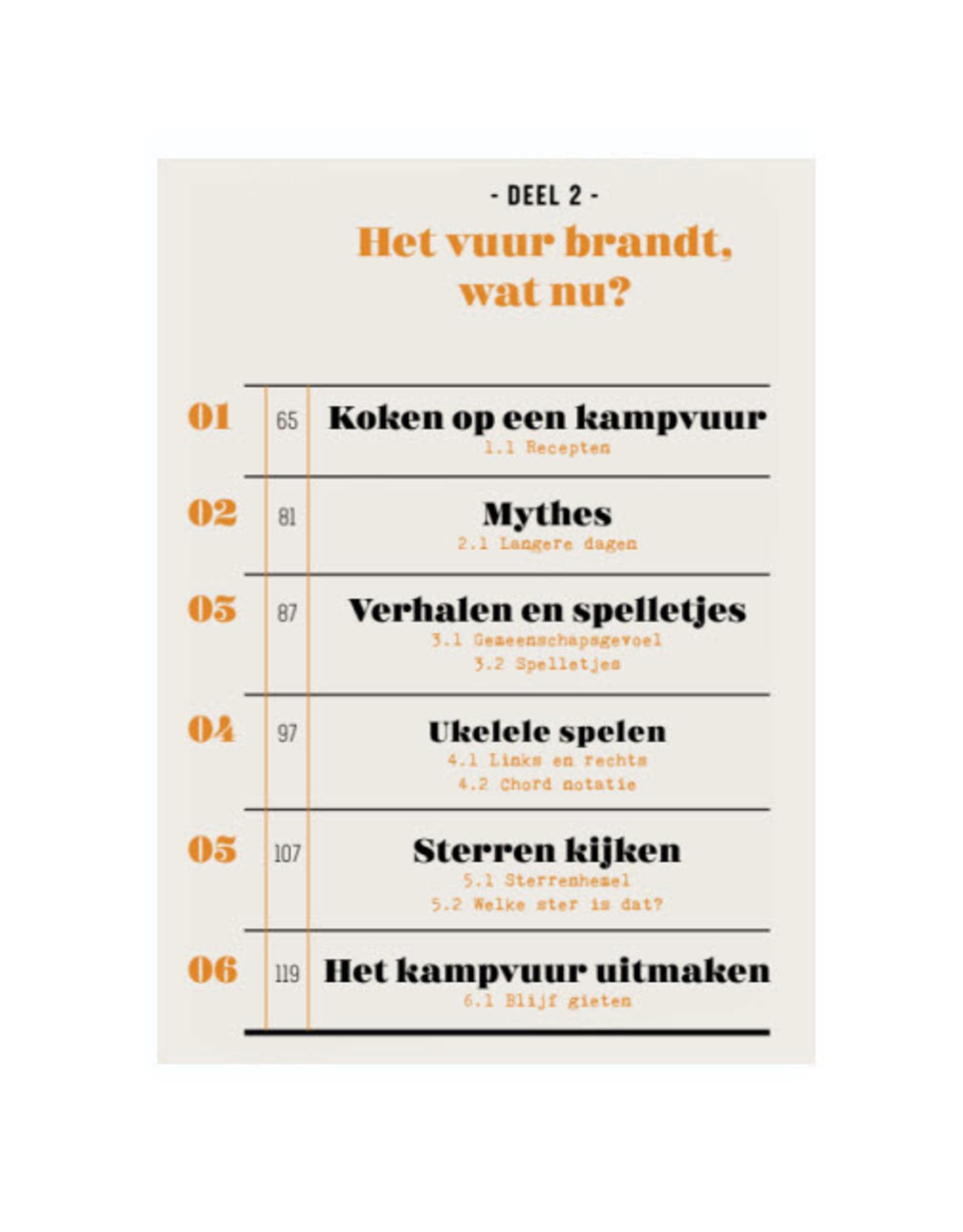 Uitgeverij Snor Handboek Kampvuur