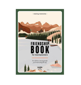 Uitgeverij Snor Friendshipbook for Backpackers