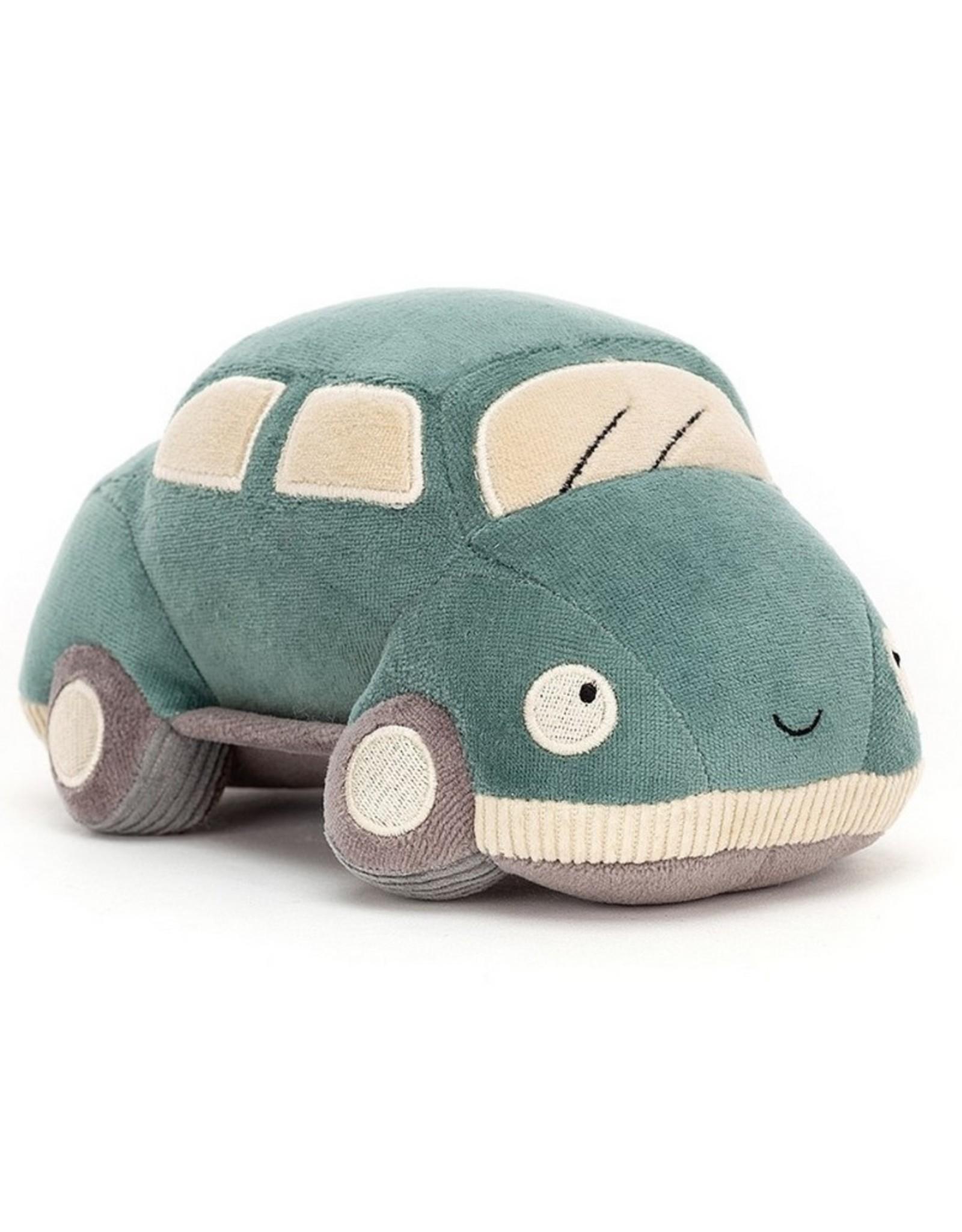 Jellycat Knuffel Wizzi Car