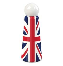 LundLondon Thermosfles Skittle  UK Vlag 500 ml