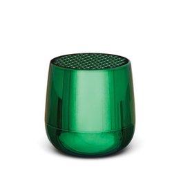 Lexon Speaker Bluetooth Mino + Metallic Green