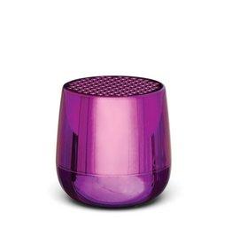 Lexon Speaker Bluetooth Mino + Metallic Purple