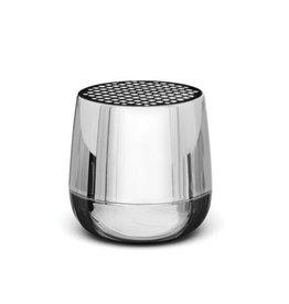 Lexon Speaker Bluetooth Mino + Metallic Chrome