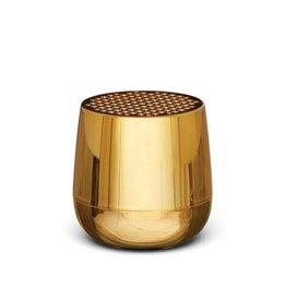 Lexon Speaker Bluetooth Mino + Metallic Gold