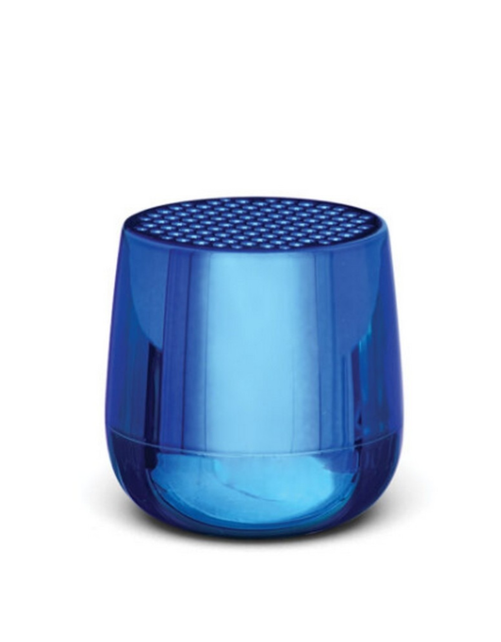 Lexon Speaker Bluetooth Mino + Metallic Blue