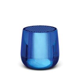 Lexon Speaker Bluetooth Mino + Metallic Blue