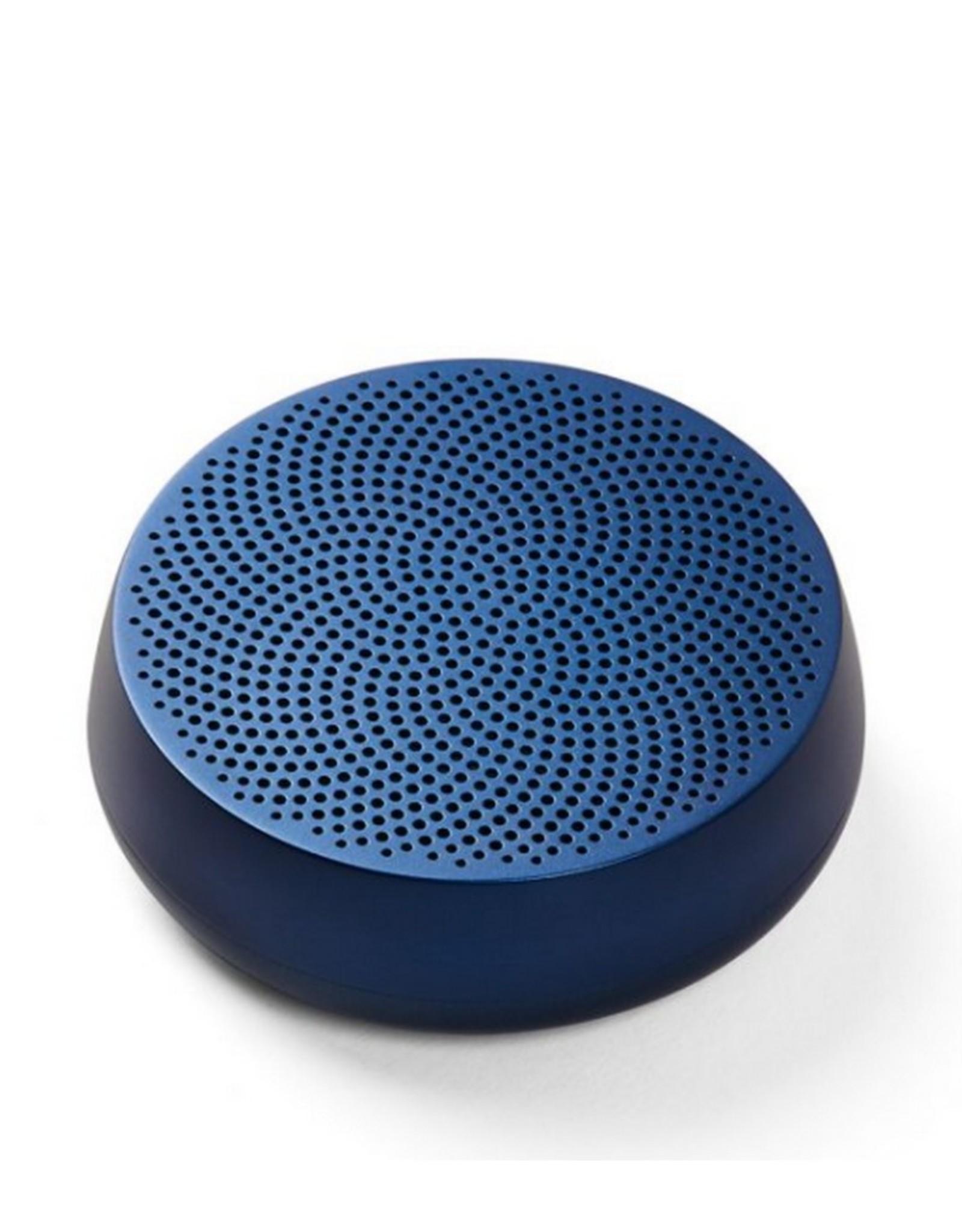 Lexon Speaker Bluetooth Mino L Blauw