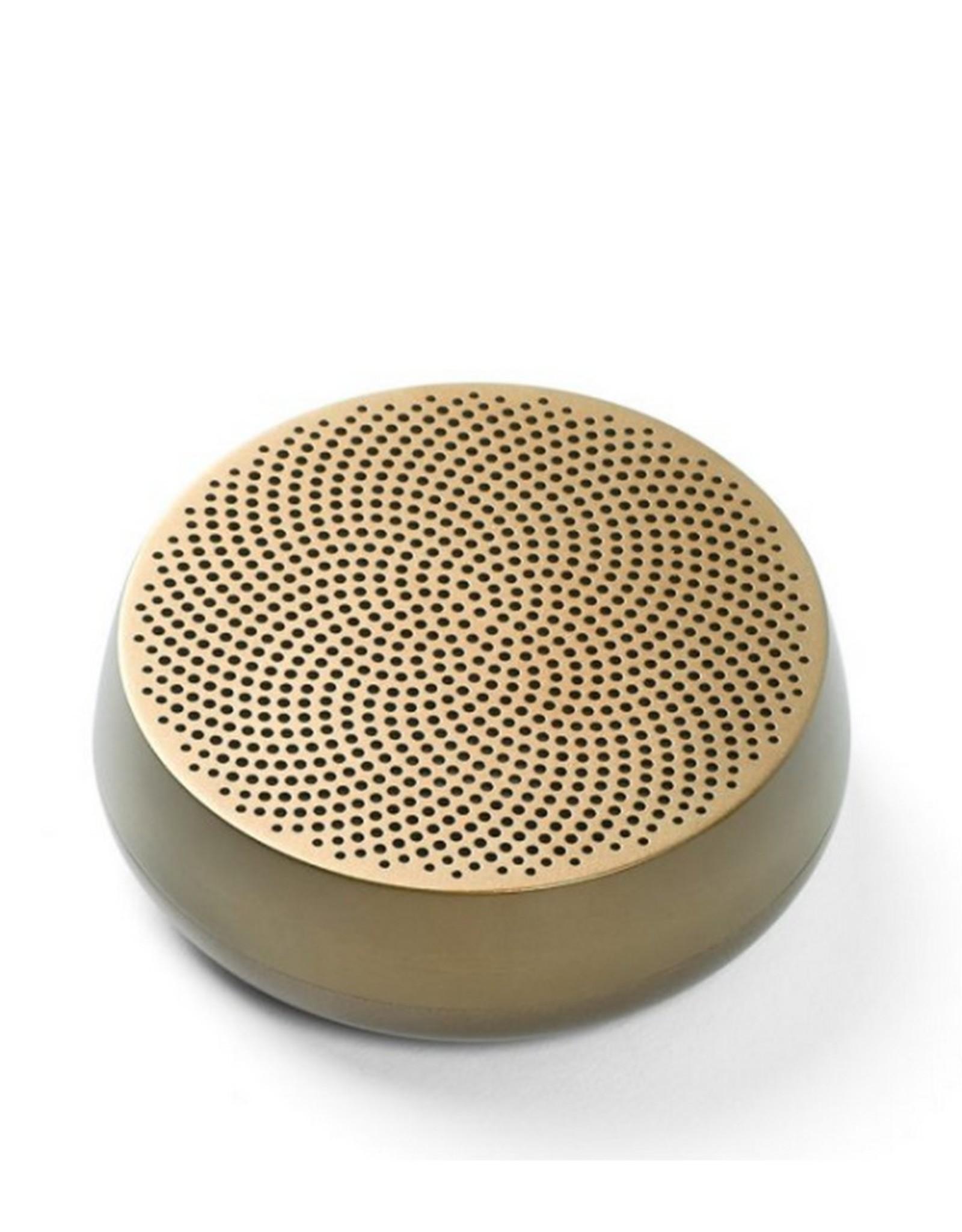 Lexon Speaker Bluetooth Mino L Goud