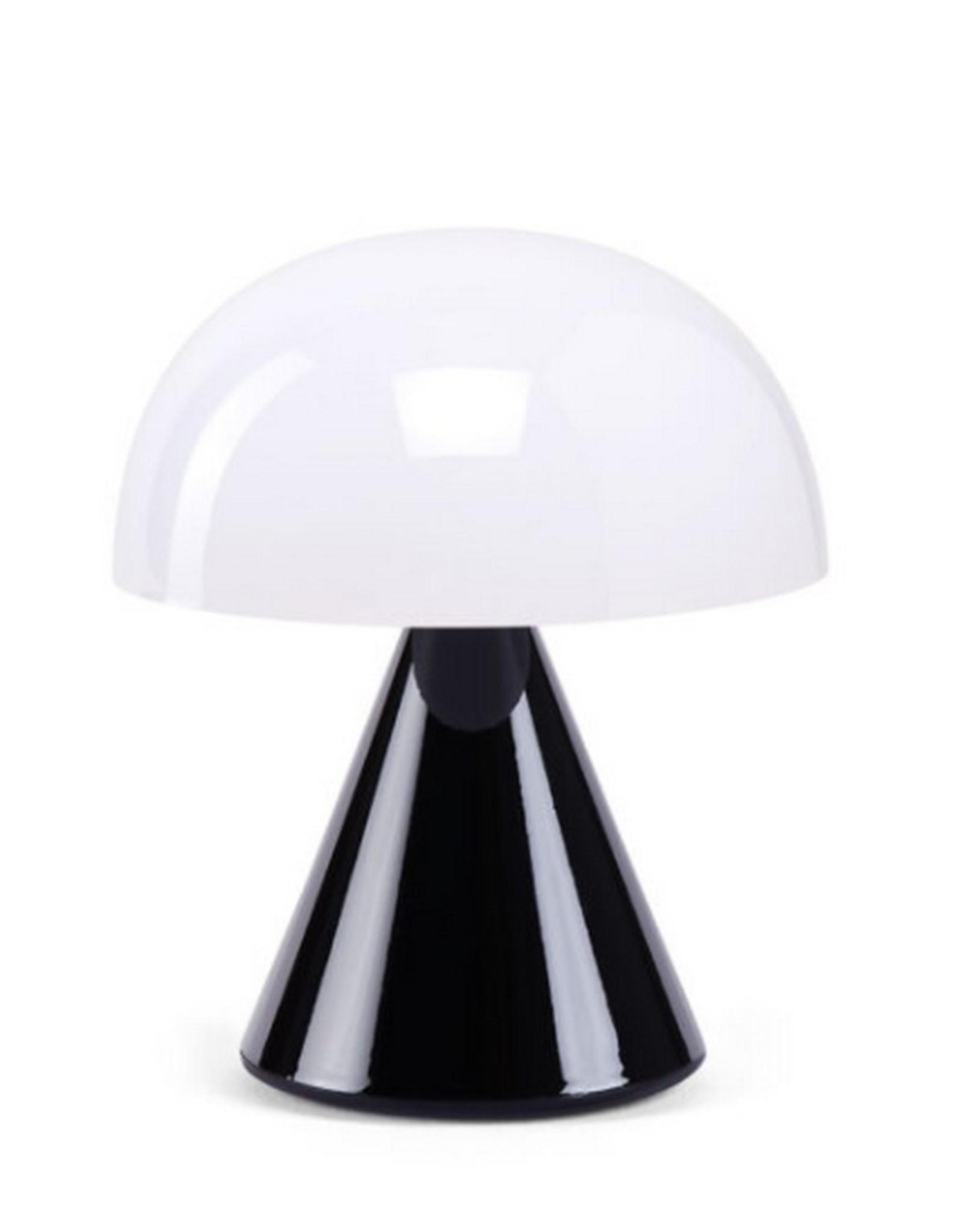 Lexon Mini Led Light Mina Glossy Black