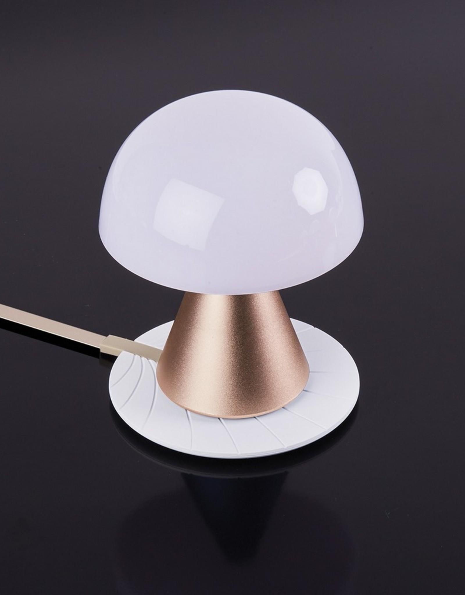 Lexon Mini Led Light Mina M Soft Gold