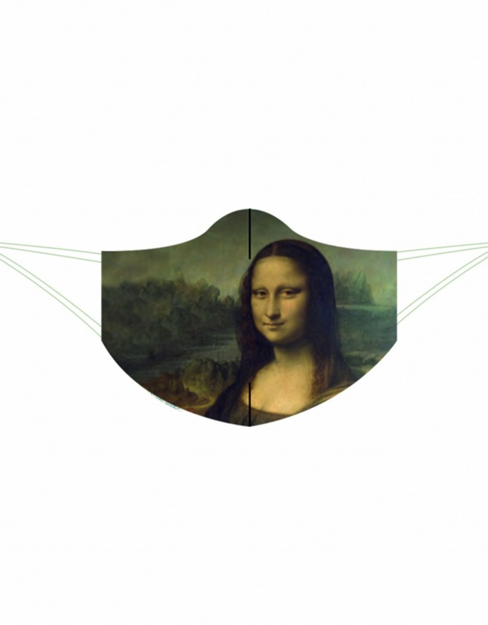 Loqi Mondkapje  Loqi Mona Lisa