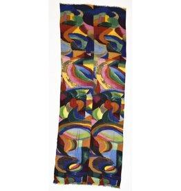 Otracosa Sjaal Abstract 70 x 180