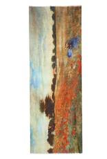 Otracosa Sjaal Monet Papaverveld  70 x 180