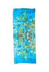 Otracosa Sjaal Monet Waterlelies  70 x 180