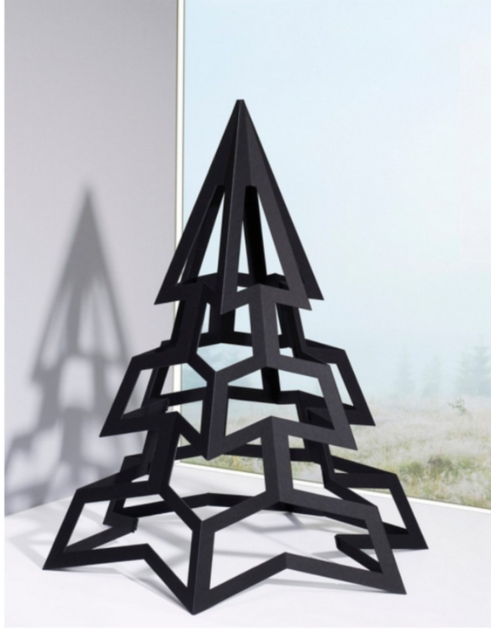 Studio Carmela Bogman PaperTree Black