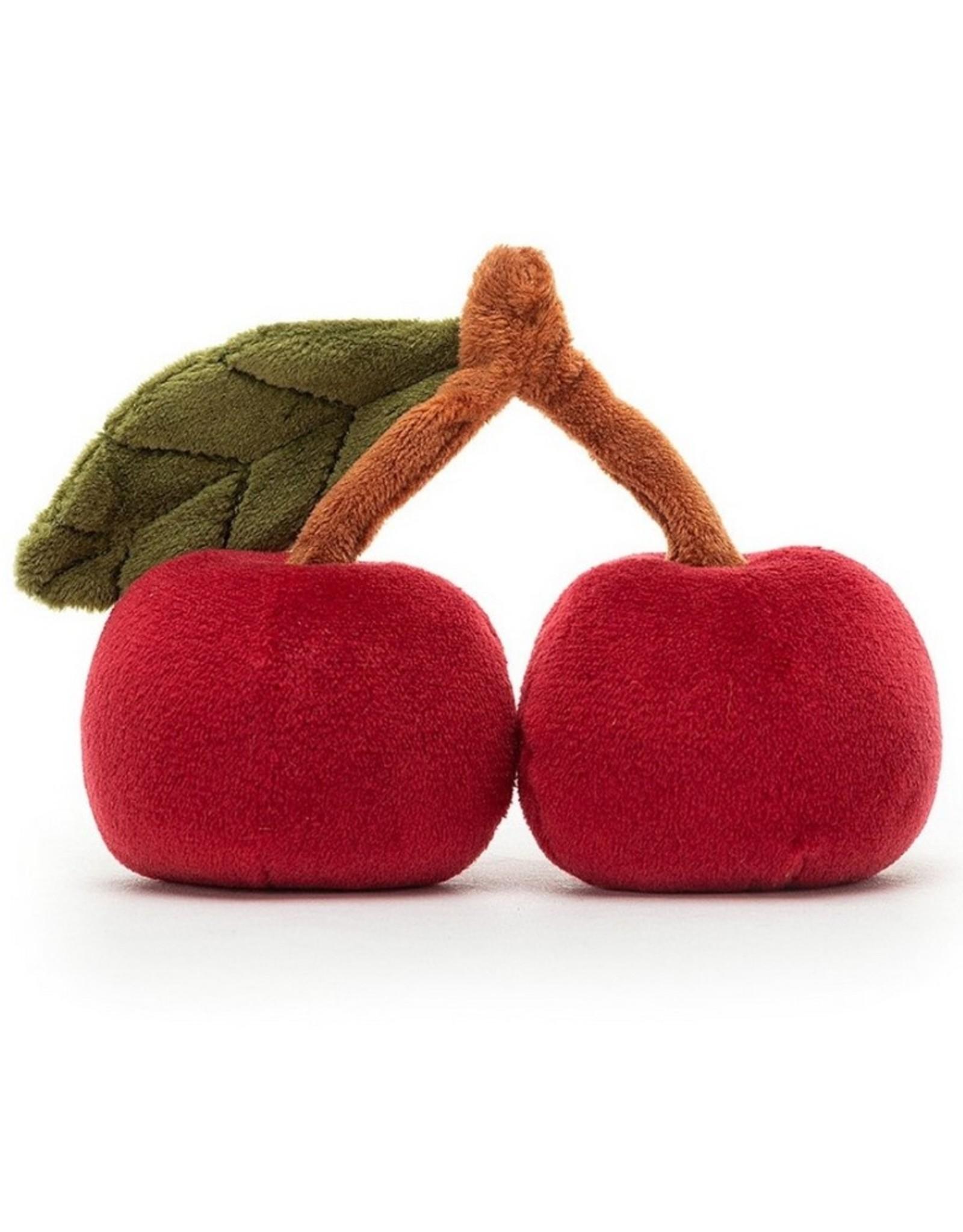 Jellycat Knuffel Fabulous Cherry