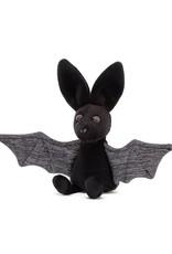 Jellycat Knuffel Vleermuis Onyx Bat