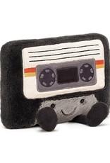 Jellycat Knuffel Amuseable Cassette
