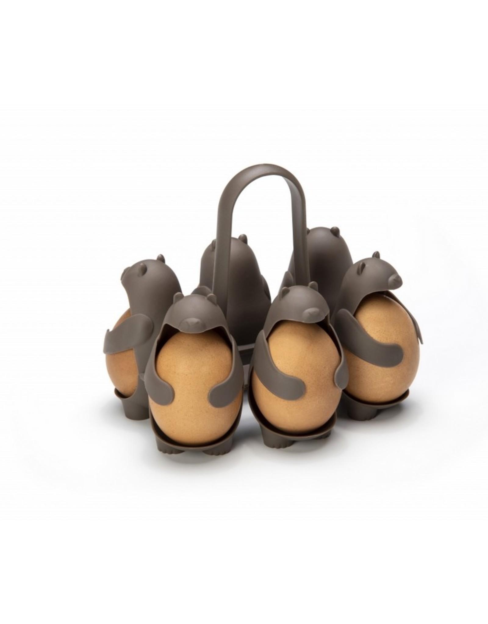 Peleg Design Houder Eieren Eggbears