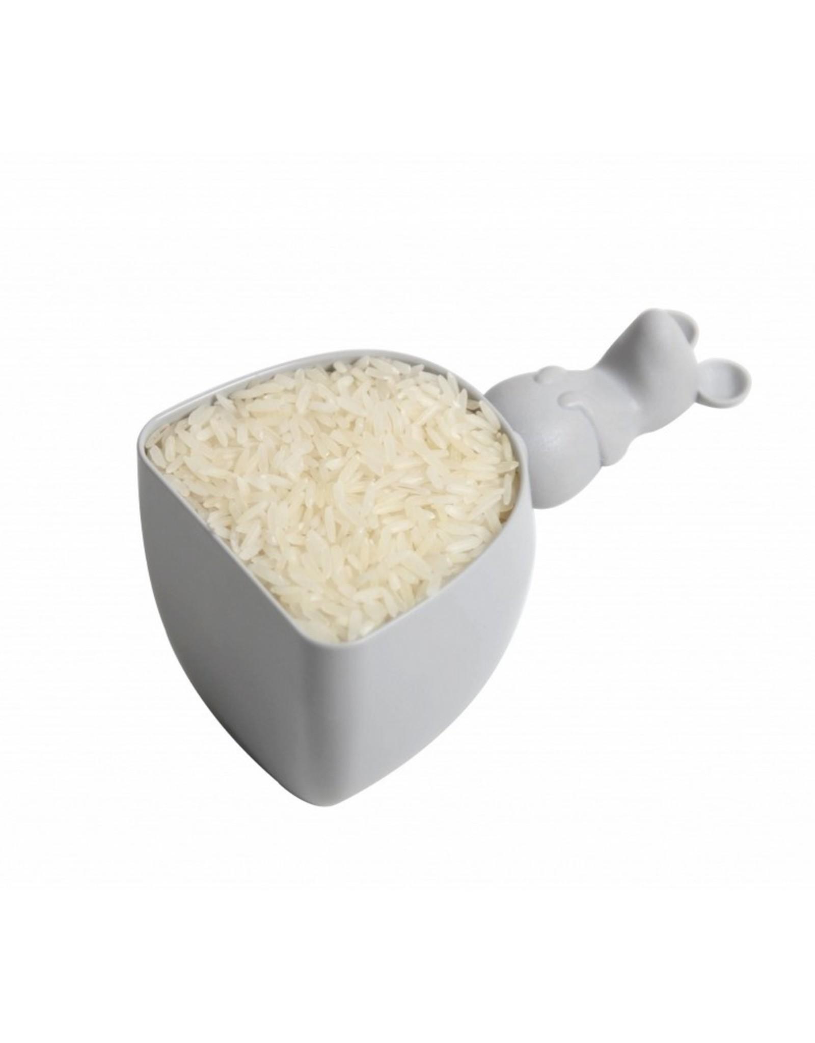Qualy Maatlepel voor rijst Bella Bunny