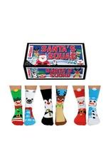 UnitedOddsocks Sokken Santa's Squad 30-38