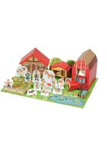 Pukaca Paper Toys The Farm 6+