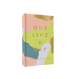 Chronicle Books One Line A Day 5 jaar Modern