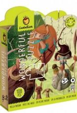 Ludattica Puzzel In de natuur 5+