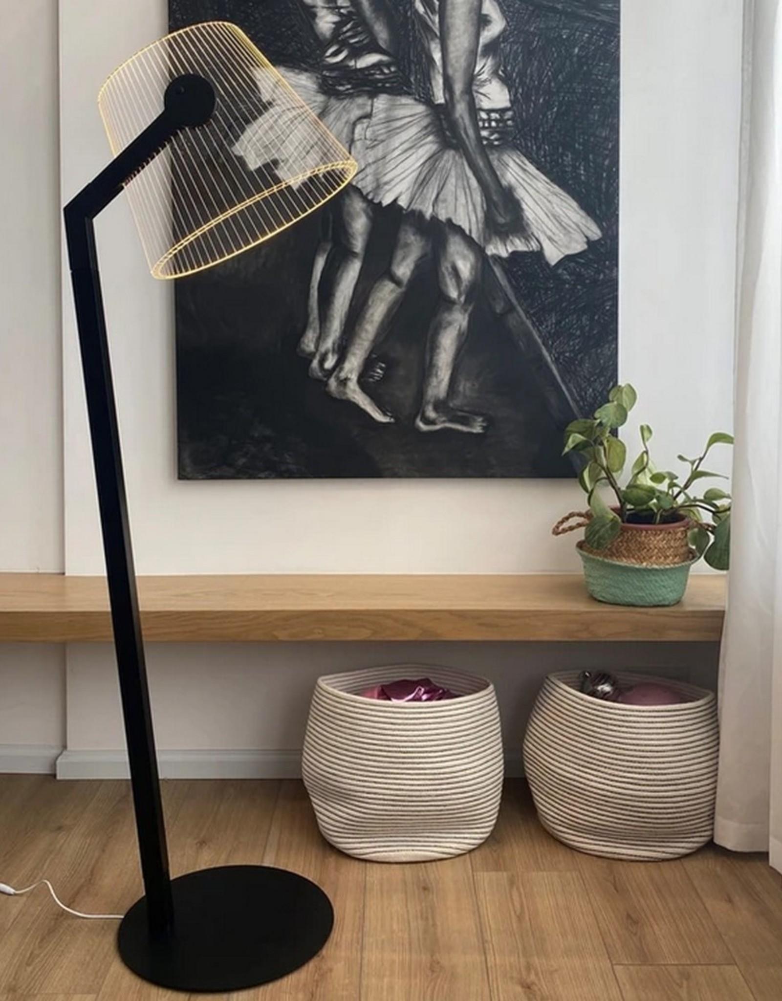 Studio Cheha Lamp Ziggi B Black