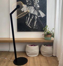 Studio Cheha Lamp Ziggi B Black