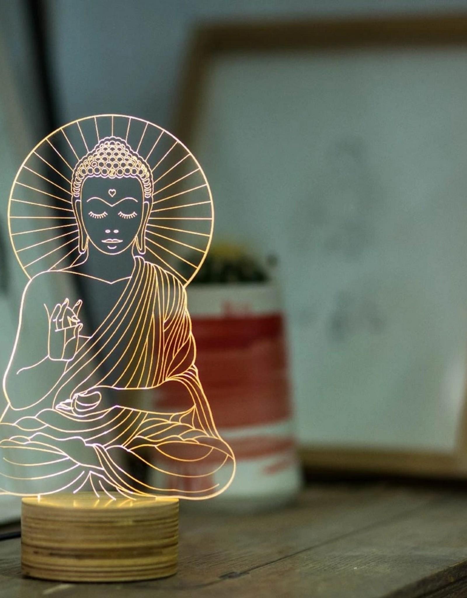 Studio Cheha Tafellamp Buddha